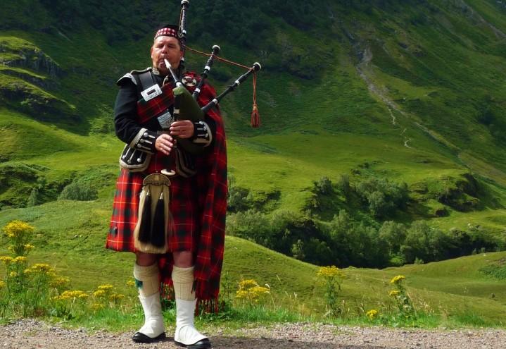 Reisebrev fra Skottland august 2014