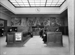 Publikumshallen 1924