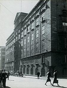Telegrafbygningen 1933