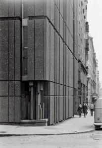 Detalj fra tilbygget (1966)