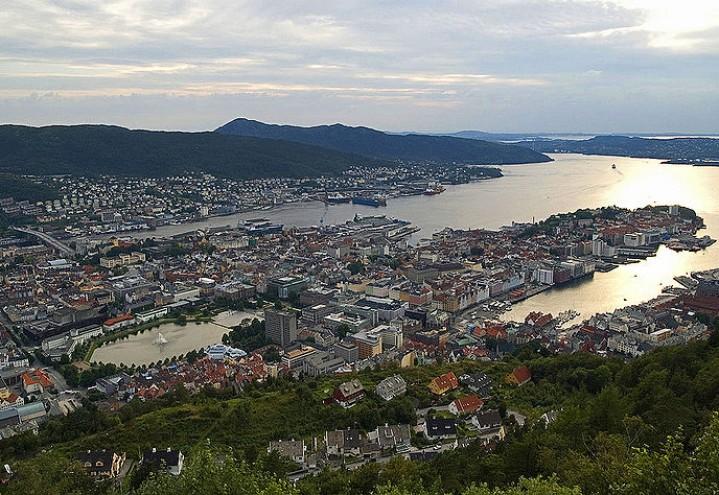 Bergen og Hordaland