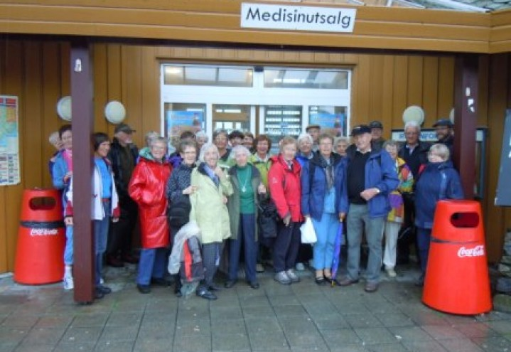 Tur til Eikemo i Åkrafjorden