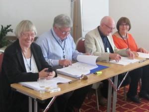 TPL- Dirigenter og sekretærer landsmøte 2015