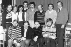 Bilder fra Transmisjon i Drammen i 1970 årene