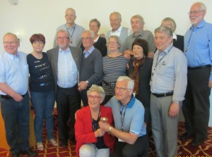 TPL-Gammelt og nytt landsstyre landsmøte 2015