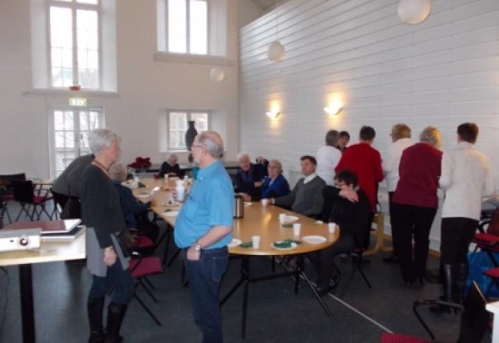 Januarmøte hos NRK Rogaland