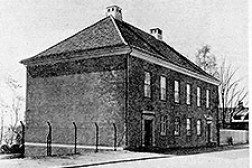 Larvik telefonsentral 1930