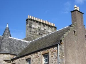 Skotsk skorstein