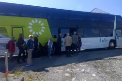 Reisebrev fra Fjell Festning og Kystmuseet i Øygarden juni 2014.