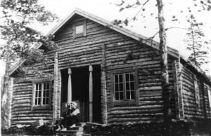 Datering: 1931. Bildet er utlånt av Saltdal kommunes fotoarkiv.