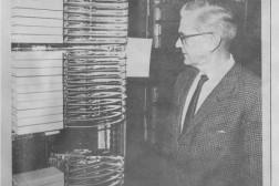Innføring av fjernvalg 1969