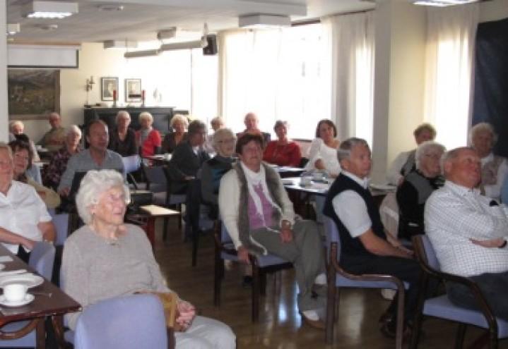 Medlemsmøte i september