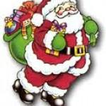 GJV-clipart-julenisse med sekk