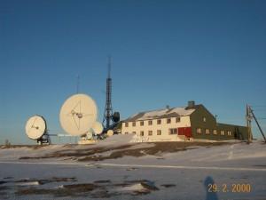 HAM-Isfjord radio