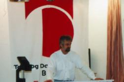 Fra årsmøtet i Tele&Dataforbundet avd. Salten 1993