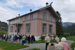 Reisebrev fra dagstur til/rundt Osterøy for Telepensjonistene Bergen 2016.