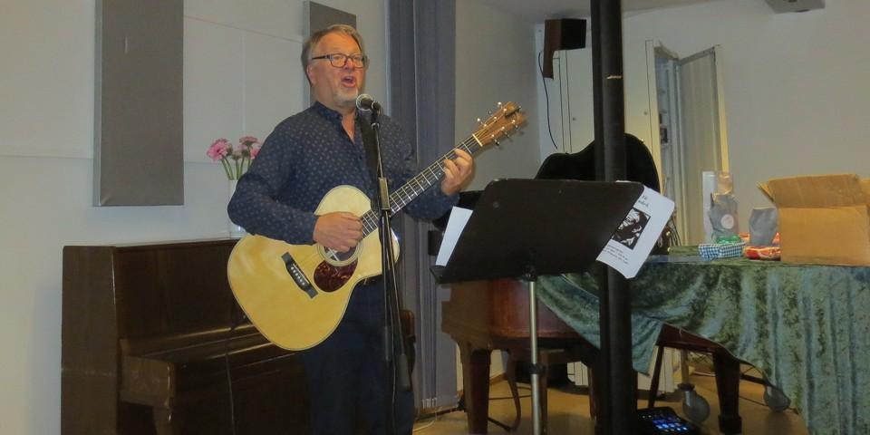 Medlemsmøte med sanger av Prøysen 29. mars 2016