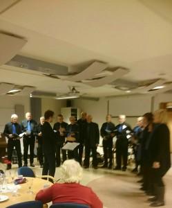 Oslo Telefonikerne på medlemsmøtet vårt