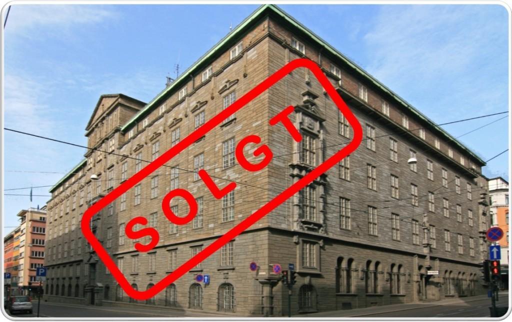 Kongens gate 21 er solgt