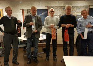HAM- Årsmøtet 2017 5er banden som har flyttet Telemuseet