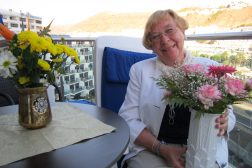 Gerd Charlotte Blomstrand Kristensen 80 år