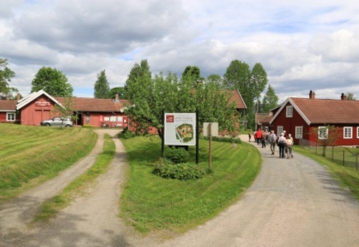 Sommertur på Telemarkskanalen