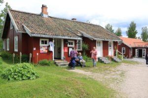 DRA_IMG_9215_Telepensjonistene_Drammen_Sommertur_Telemarkskanalen_Øvre_Verket_Håndverkstun