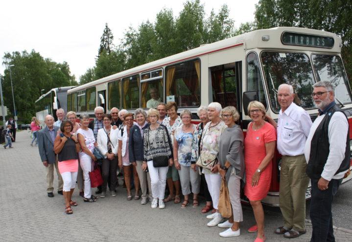 Sommersamling på Maihaugen den 15. juni 2017