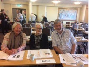 OST-Landsmøte delegater 2017