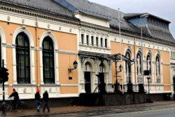 Omvisning på Trøndelag teater