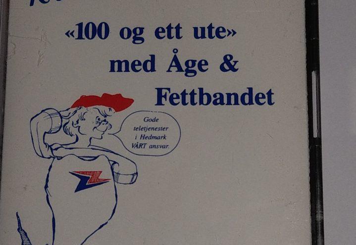 Hamar Teleområde Jubileums-kassetten