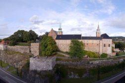 Rundt omkring på Akershus festning