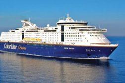 Ny tur med Kiel-ferga