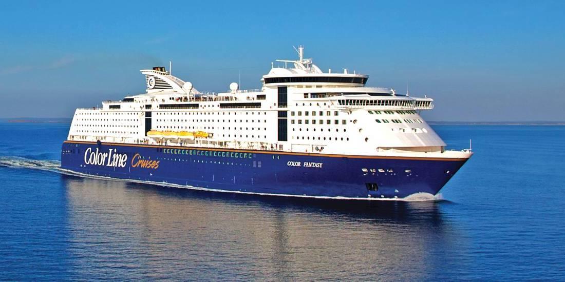 Kiel-tur med Color Line