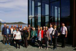 Telepensjonistene Tromsø på dagstur til Lyngen