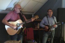 Sang og musikk trakk mange medlemmer
