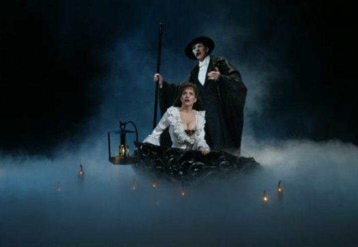 Turen til Folketeateret for å oppleve The Phantom of the Opera