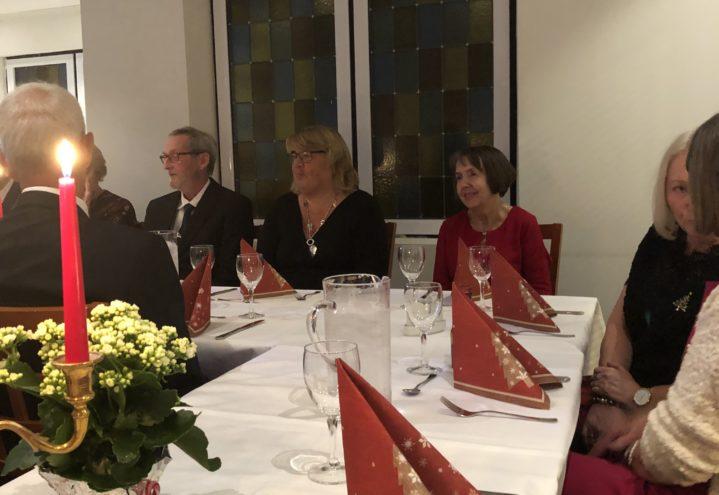 Julemøte med julebord i Kristiansund
