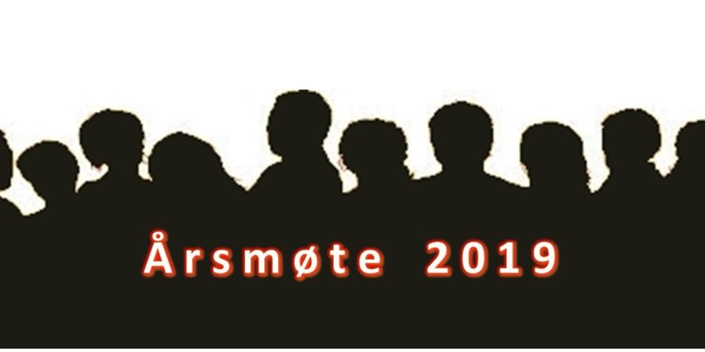 Valgt på Årsmøte 29. januar 2019