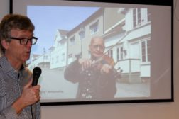 Foredrag om byoriginaler på medlemsmøte