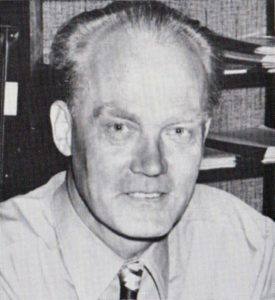 Tilsatt som distriktsdirektør for Oslo Teledistrikt 1. juni 1970