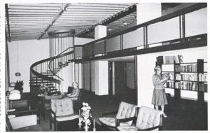 """""""Bestorpstua"""" - pensjonistenes trefflokale i Telegrafbygningen"""