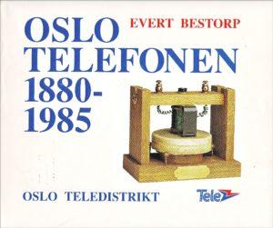 Bestorps hovedverk om Oslo-telefonen
