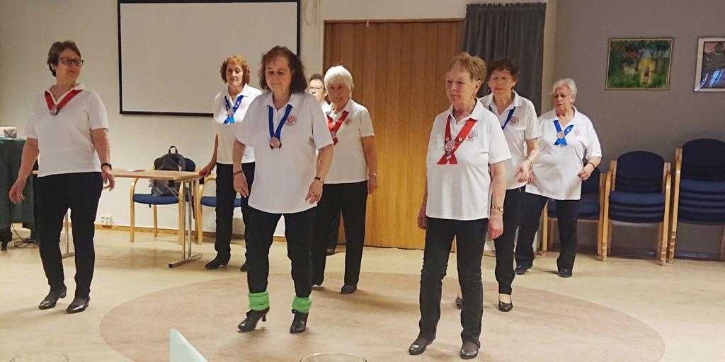 Medlemsmøte med Seniordanserne