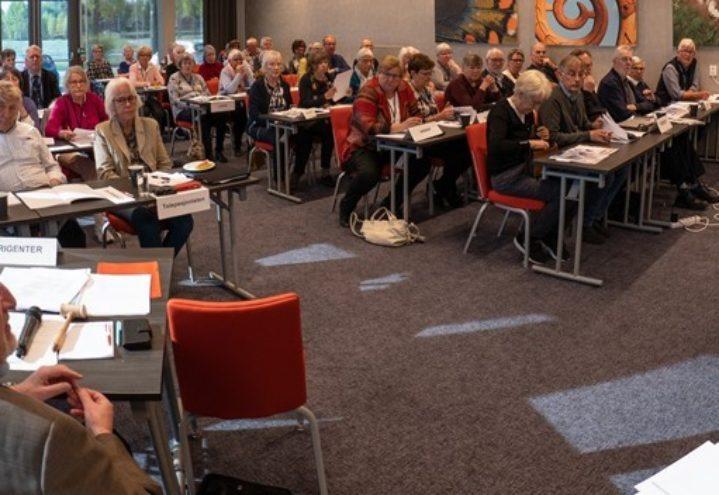 Landsmøtet 2019 i Telepensjonistene er gjennomført.