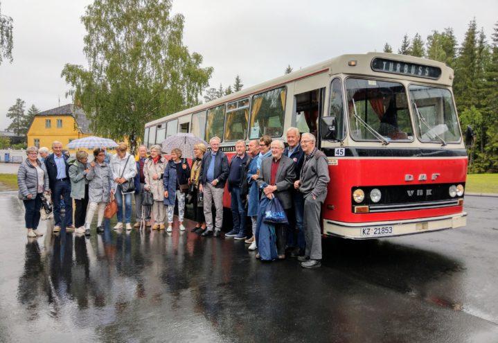 Sommertreff på Vegmuseet ved Hunderfossen 13. juni 2019