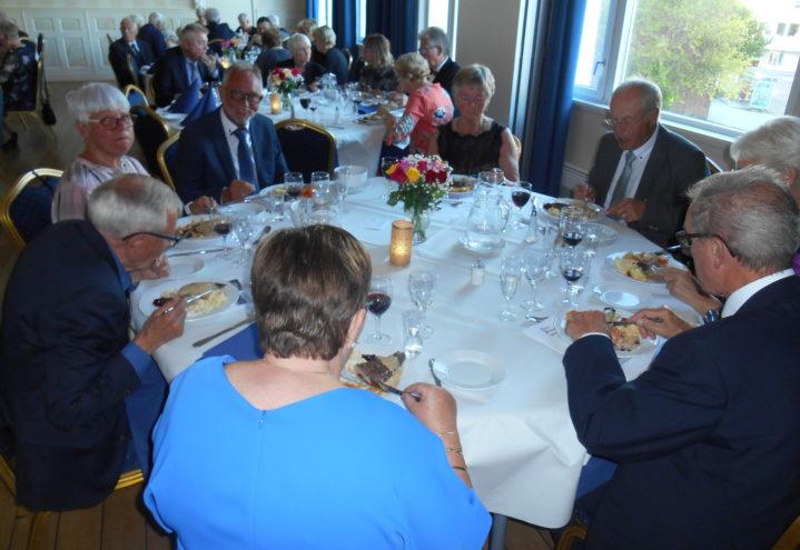 Telepensjonistene Tromsø's 25-årsjubileum