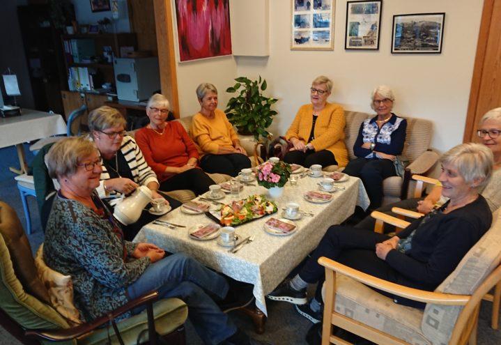 Informasjonsmøte med avd. i Norheimsund 01.10.2019