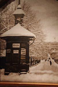 Karl Johans gate i gamle dager
