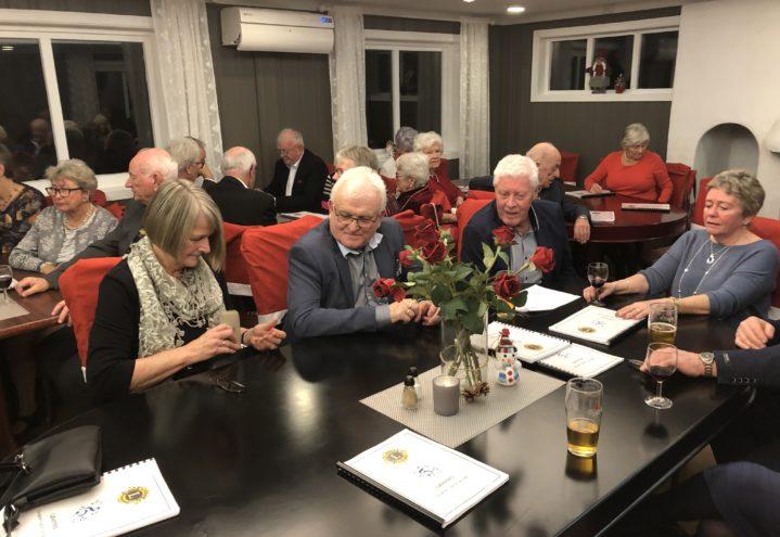 Årets julemøte for Telepensjonistene i Telemark